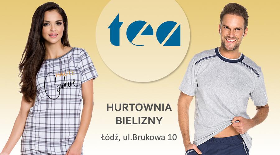 Hurtownia bielizny TEA Łódź